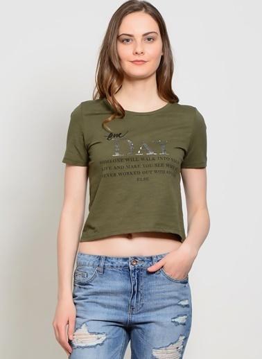 Only Bluz Yeşil